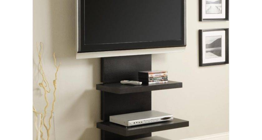 Furniture Captivating Stand Wall Mounted Design
