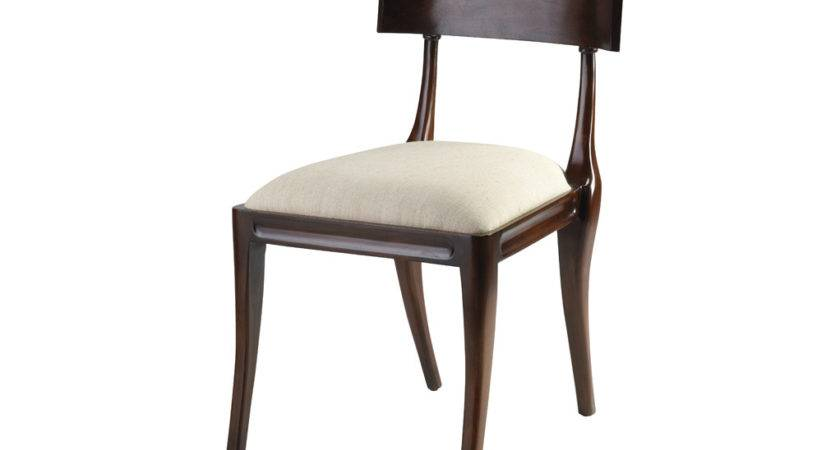 Furniture Classy Klismos Chair Traditional Home