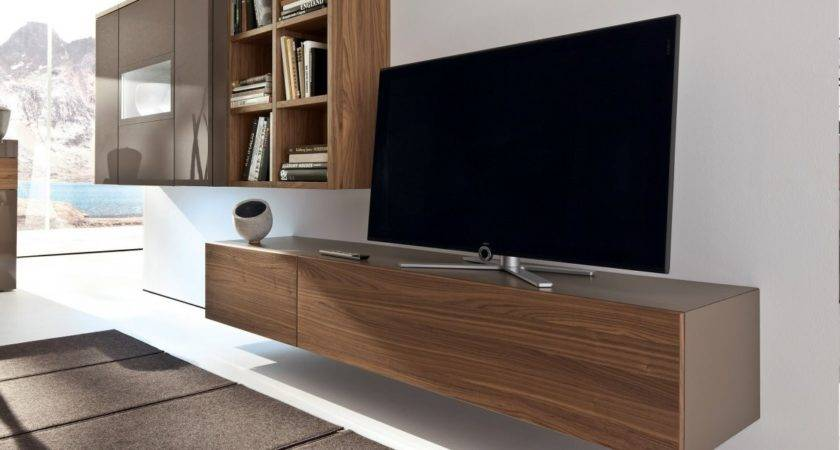 Furniture Cozy Floating Stand Home Ideas