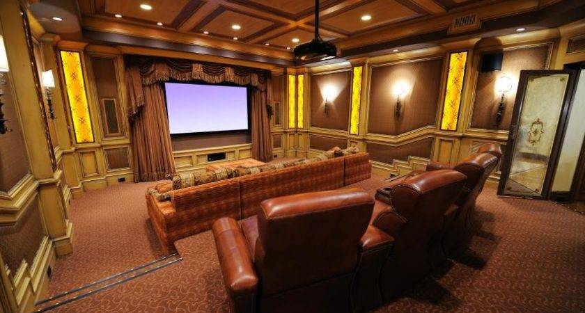 Furniture Ideas Media Room Slideshow