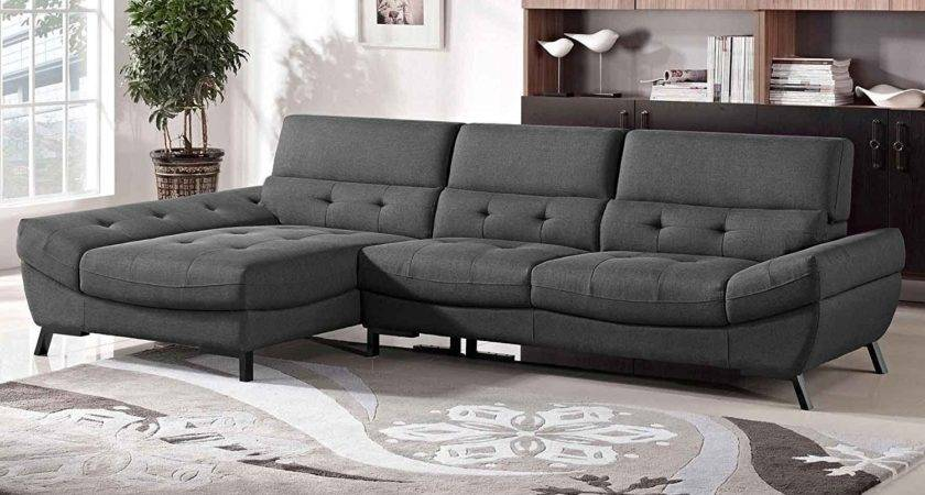 Furniture Incredible Grey Sectional Sofas Bed