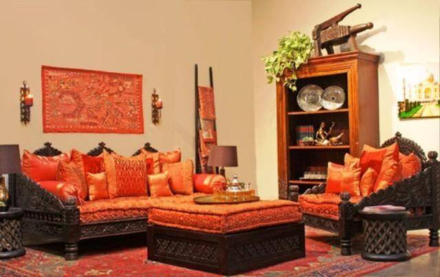 Furniture Indian Accent Revival Crafting Luxury