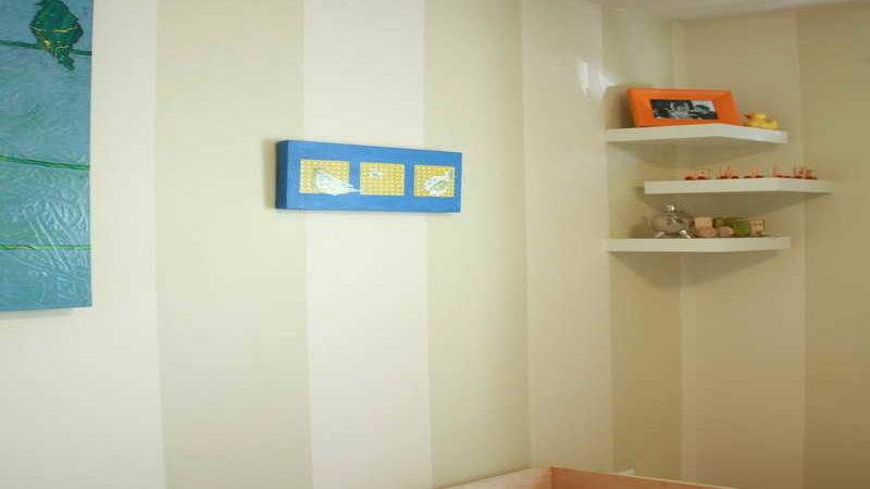 Furniture Small Corner Wall Shelf Idea Stylish