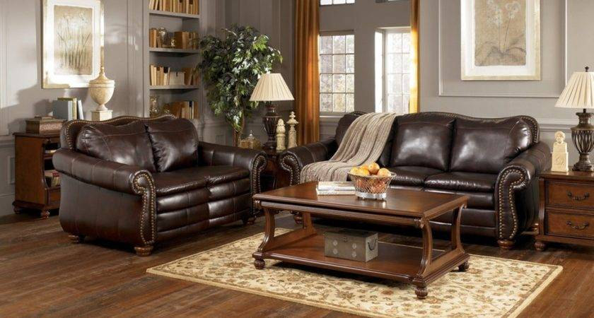 Furniture Traditional Living Room Design Ideas Brown