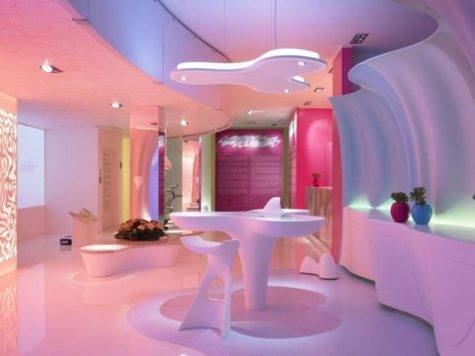 Futuristic Home Decor Mosamuse
