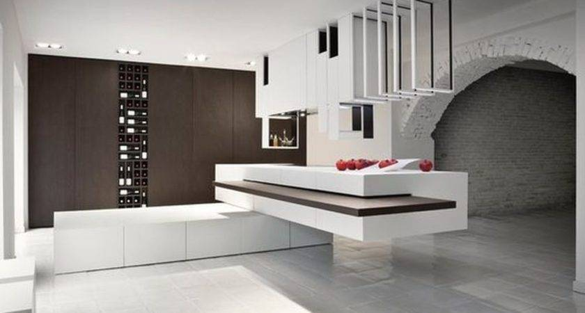 Futuristic Living Room Design Ideas Become