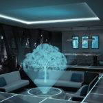 Futuristic Room Home Design