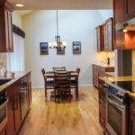 Galley Kitchen Remodel Traditional