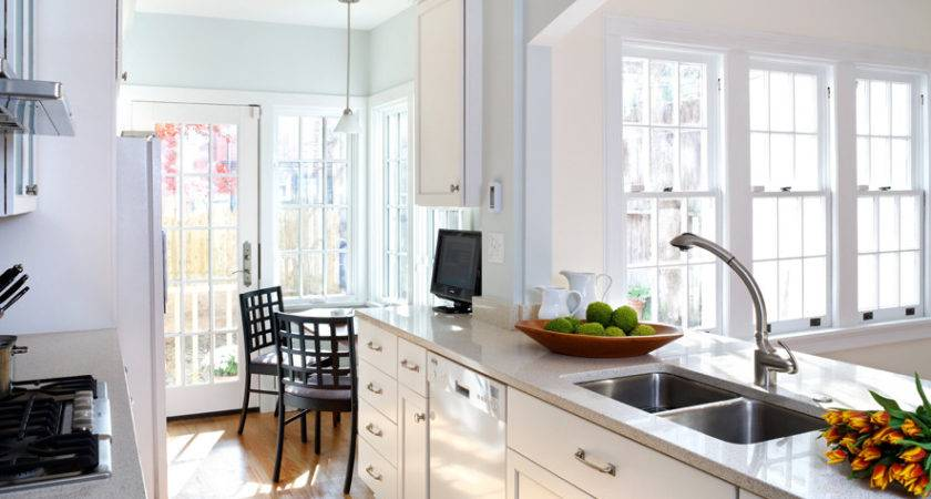 Galley Kitchen Remodeling Washington