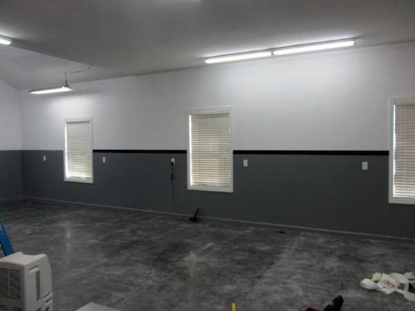 Garage Paint Ideas Men Masculine Wall Colors