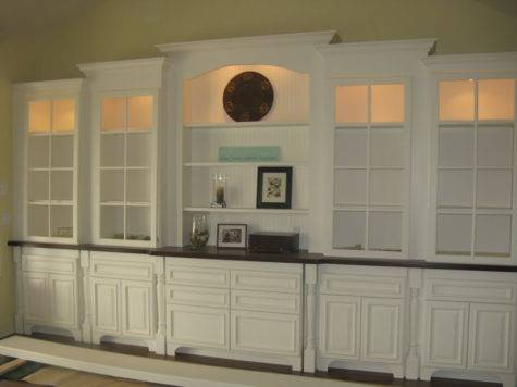 Garden Arbor Designs Built Cabinet Ideas Dining