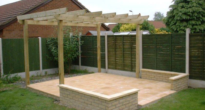 Garden Pagoda Arches Arbours Service Telford