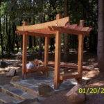 Gazebo Pergola Trellis Dont Know Call