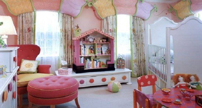 General Cheap Colorful Kids Room Decorating Ideas