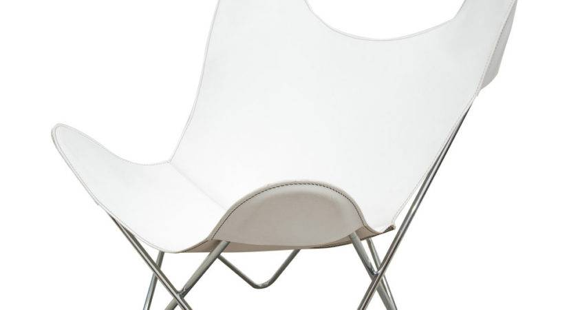 General Store Ltd Chairs White Butterfly Chair