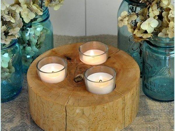 Get Crafty Make Some Unique Candle Holders Ideas