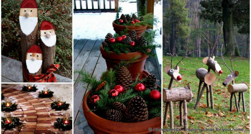 Get Inspired Cheerful Christmas Outdoor