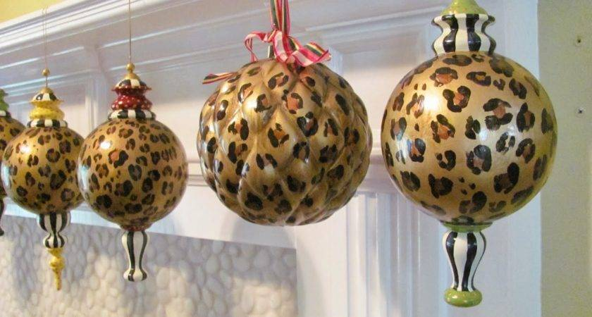 Giant Outdoor Christmas Ornaments Merry