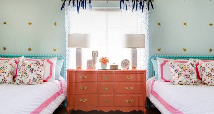 Girl Shared Bedroom Designs Design