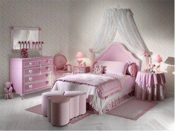 Girls Bedroom Decorating Ideas Freshome