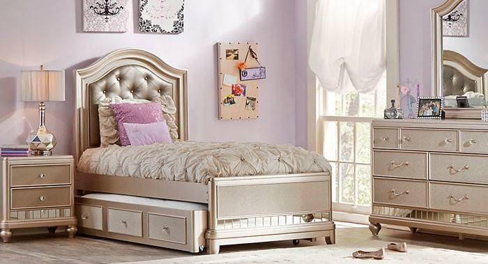 Girls Bedroom Furniture Sets Kids Teens