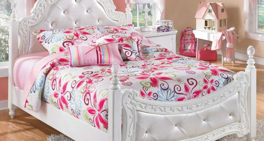 Girls Bedroom Furniture Sets Rose Bedcover Design