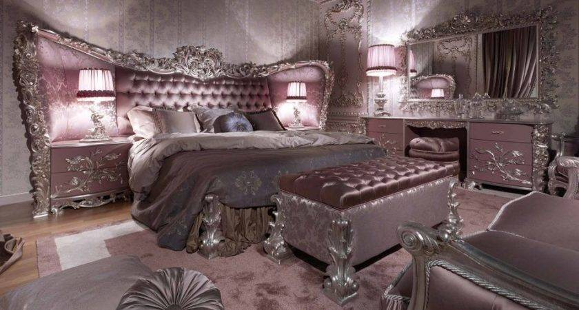 Glamorous Bedroom Decor Via Stallonemedia Master
