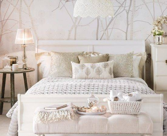 Glamorous Bedroom Decorating Ideas Housetohome