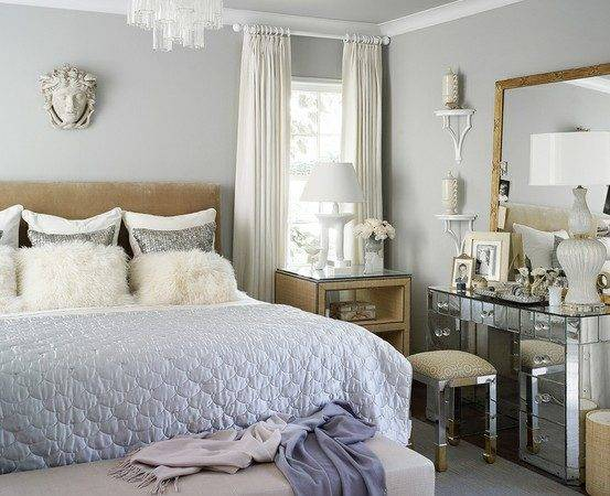 Glamorous Bedroom Ideaselements