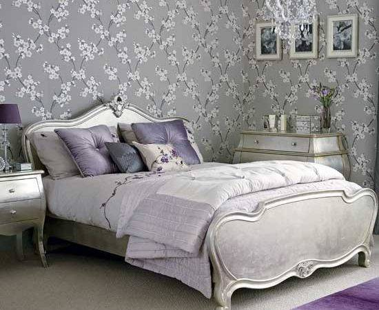 Glamorous Silver Bedroom Hotel Style Bedrooms