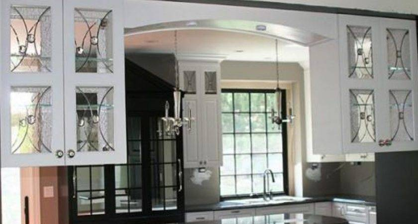 Glass Designs Kitchen Cabinet Doors Kitchentoday