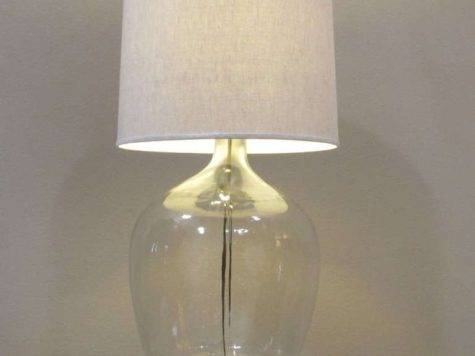 Glass Jug Lamp Stdibs