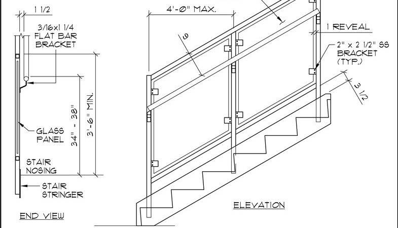 Glass Rail Pacific Stair Corporation