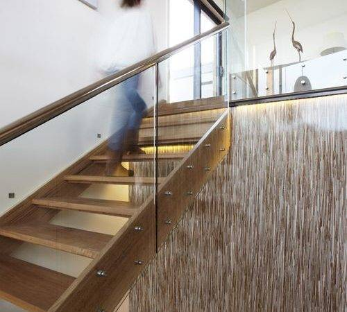 Glass Stair Railing Houzz