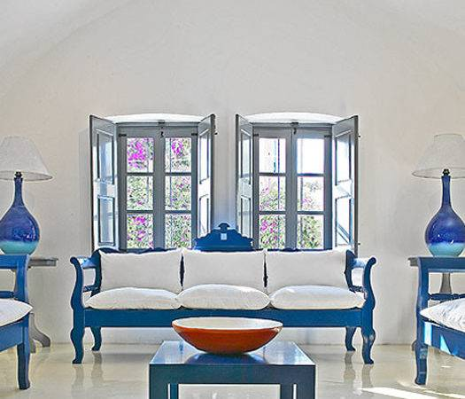Glory Beauty Greek Interior Design Home