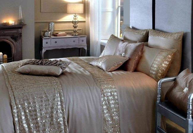 Gold Glitter Bedroom Decor Ciupa Biksemad