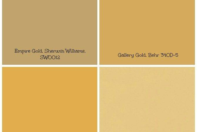 Gold Paint Color Imgkid Has