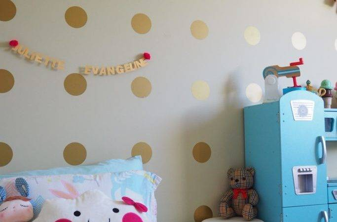 Gold Turquoise Pink Little Girl Room Project Nursery