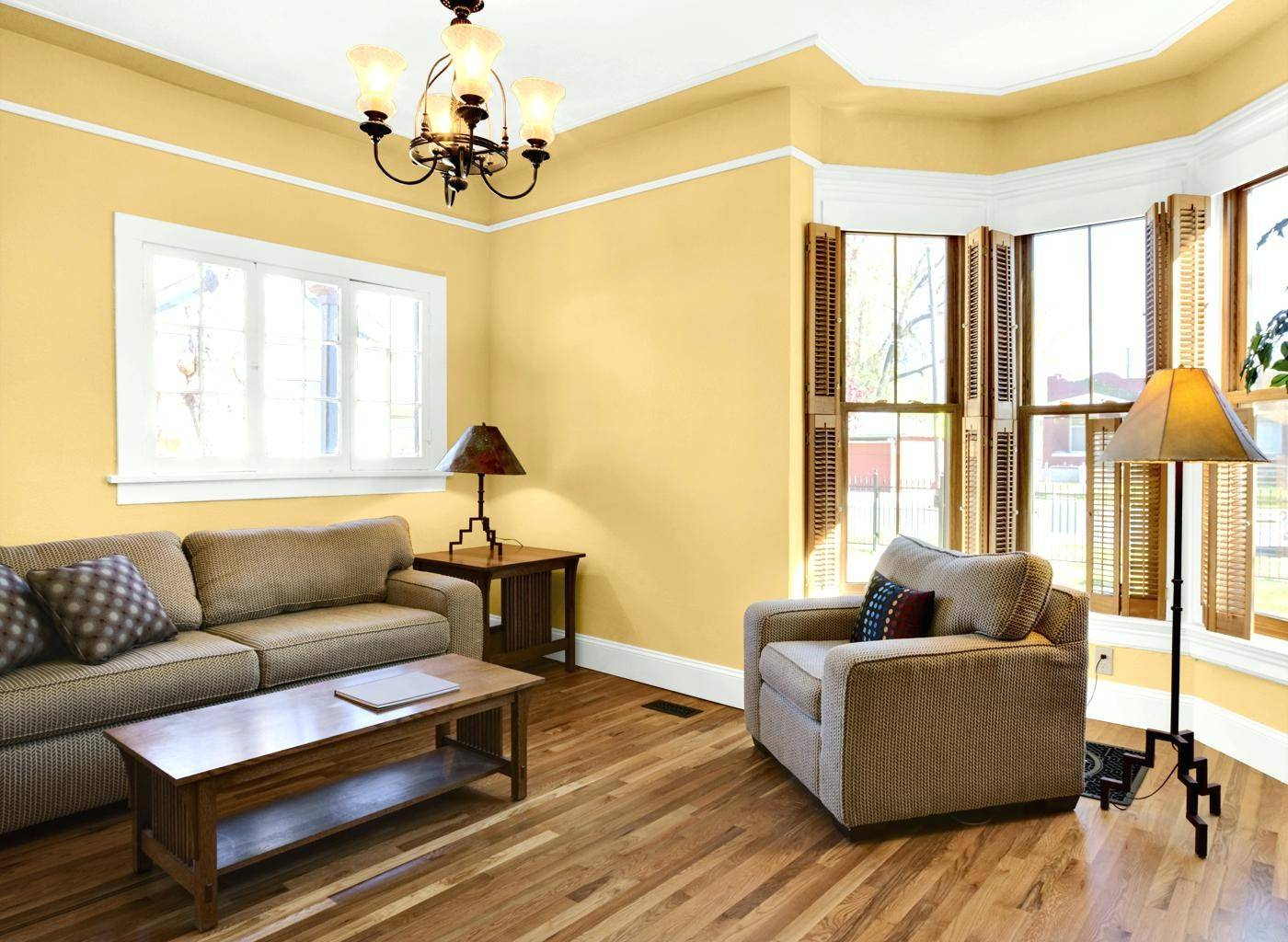 20 Perfect Images Yellow Gold Paint Color Living Room ...