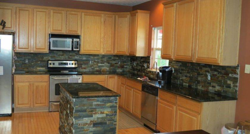 Granite Countertops Kitchen Backsplash Tile