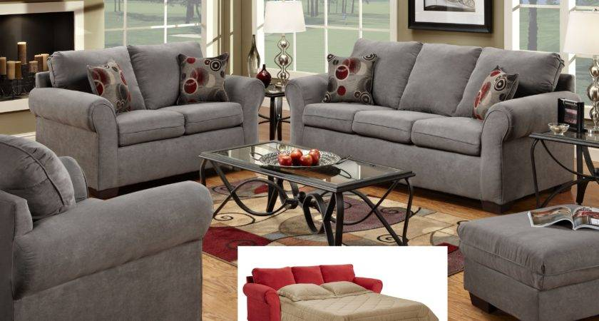 Graphite Gray Sofa Set Living Room Sets Collections