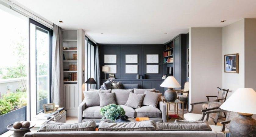 Gray Couch Design Ideas Grey Walls Living Room Decorating