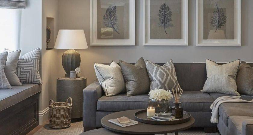 Gray Living Room Ideas Small Incredible Homes