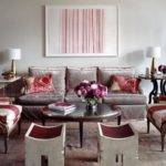 Gray Red Living Room Ideas Homeideasblog