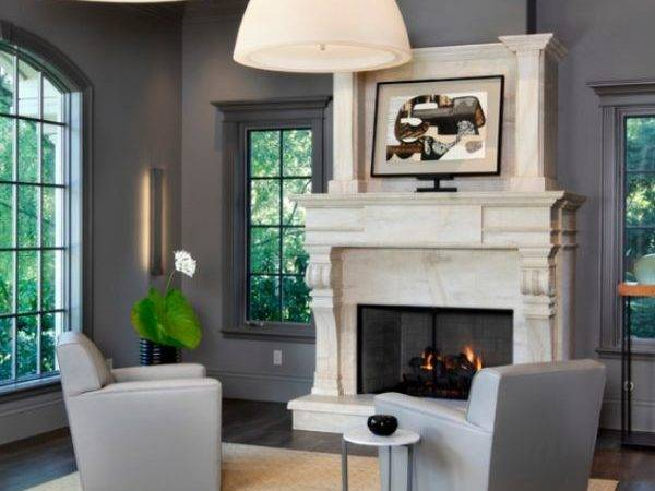 Gray Successfully Living Room