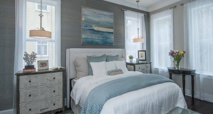Gray Teal Bedroom Ideas