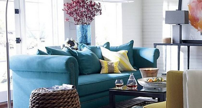 Gray Teal Yellow Color Scheme Decor Inspiration