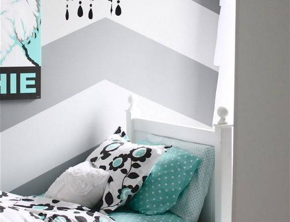Gray Turquoise Bedroom Master Makeover Ideas