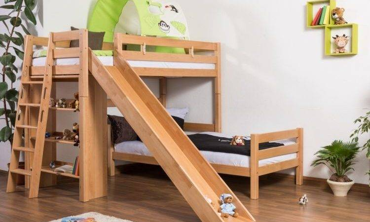 Great Cool Bunk Beds Slide Kids Atzine