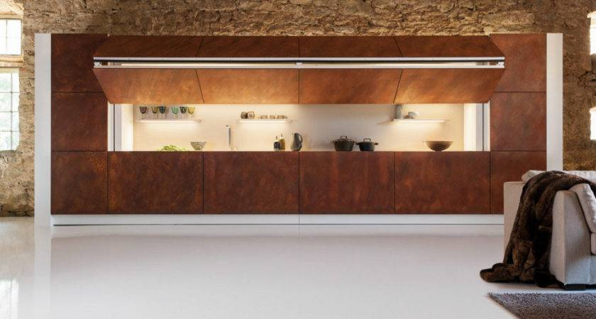 Great Hidden Kitchen Warendorf Interior Design